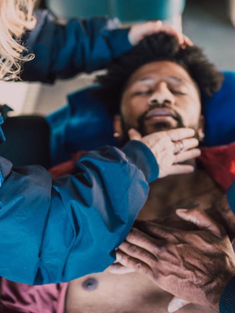 Quatre gestes pour sauver une vie