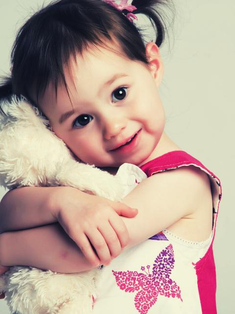 S'occuper d'un enfant de plus de 3 ans